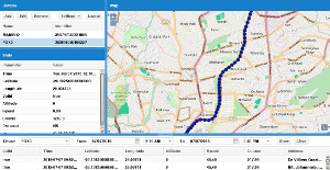 Traccar Web Interface